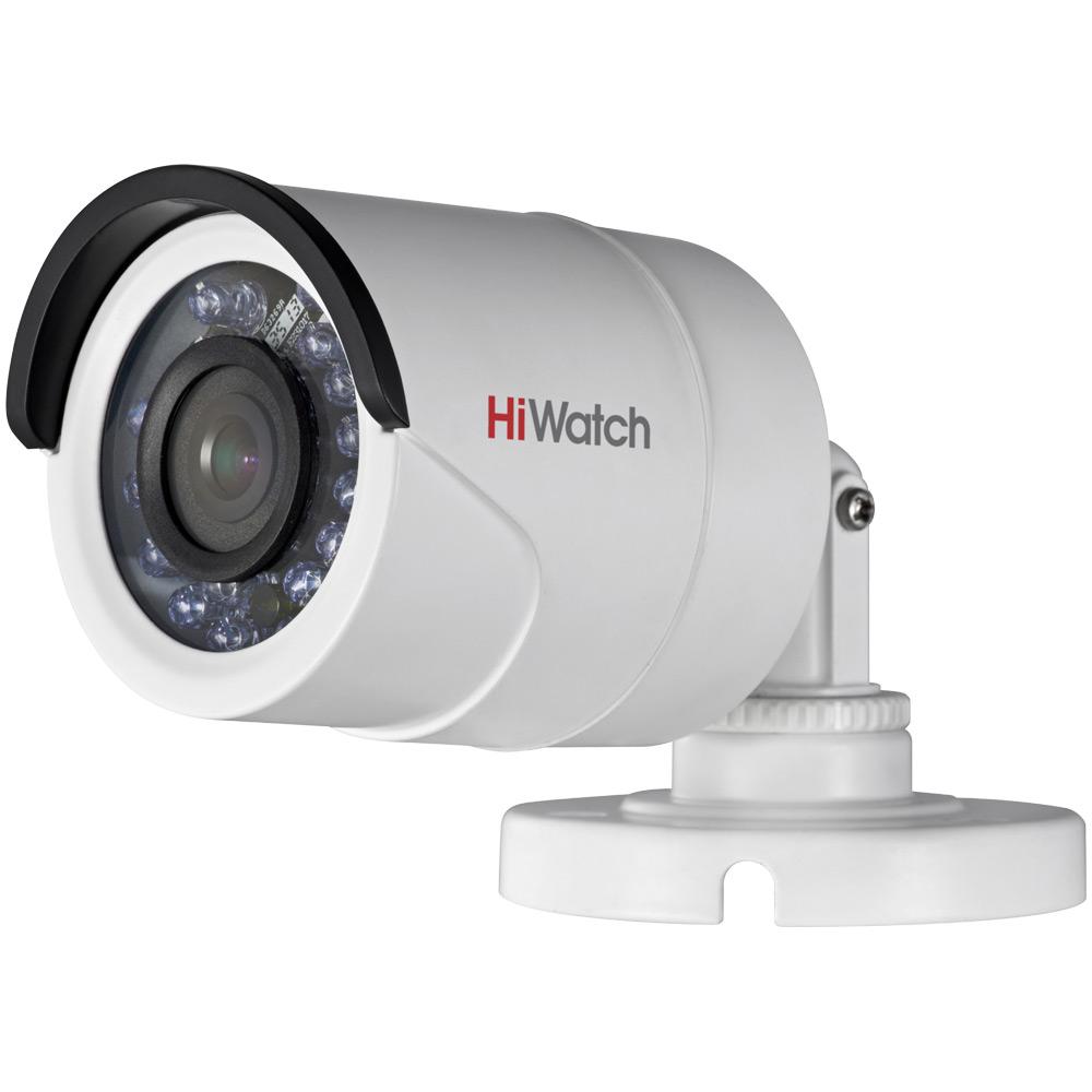 Аналоговая камера HiWatch DS-T100