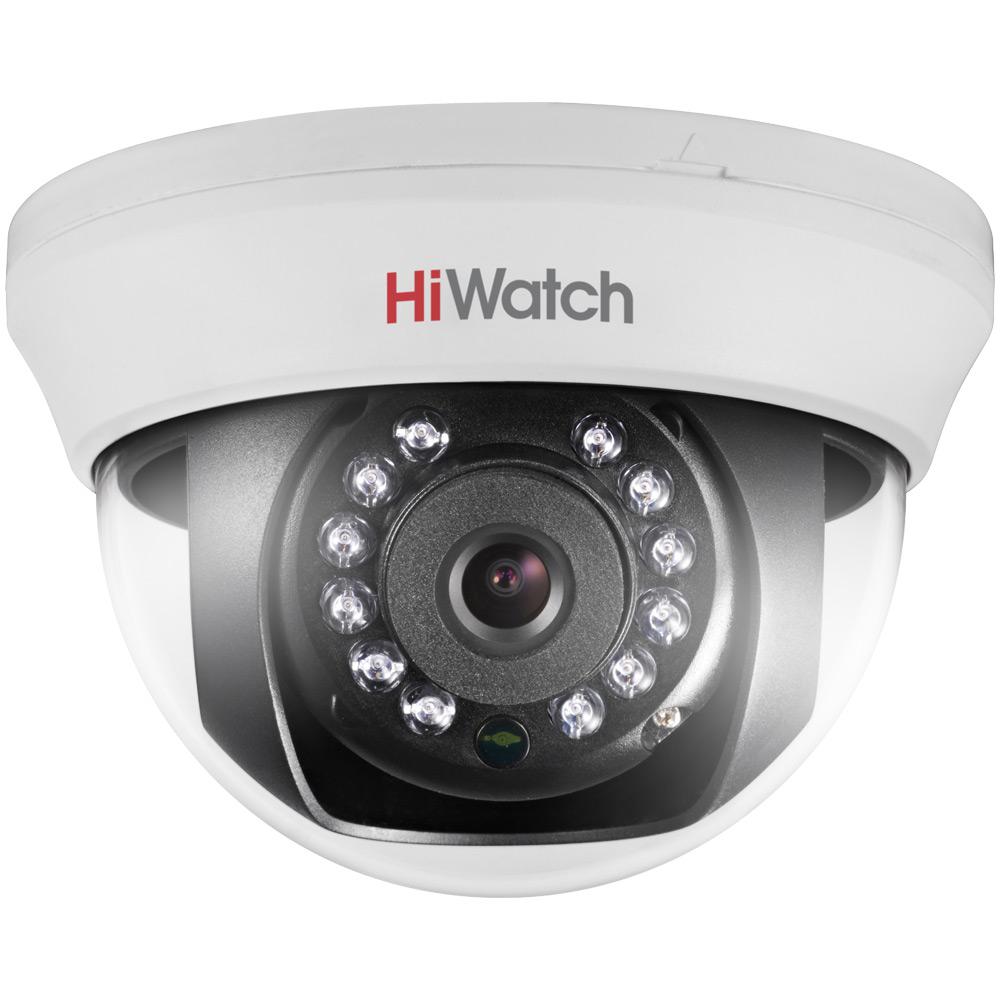 Аналоговая камера видеонаблюдения HiWatch DS-T201