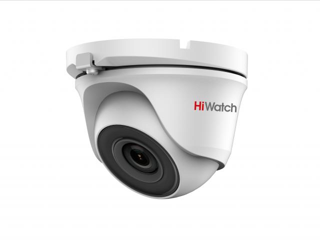 Аналоговая камера HiWatch DS-T203(B) (2.8 mm)