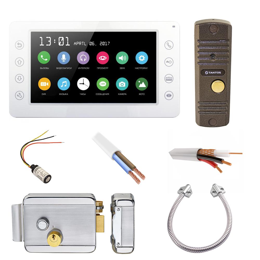 Комплект домофона Спектр-PAL-3