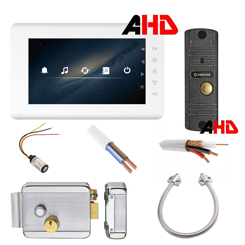 Комплект домофона Спектр-AHD-1