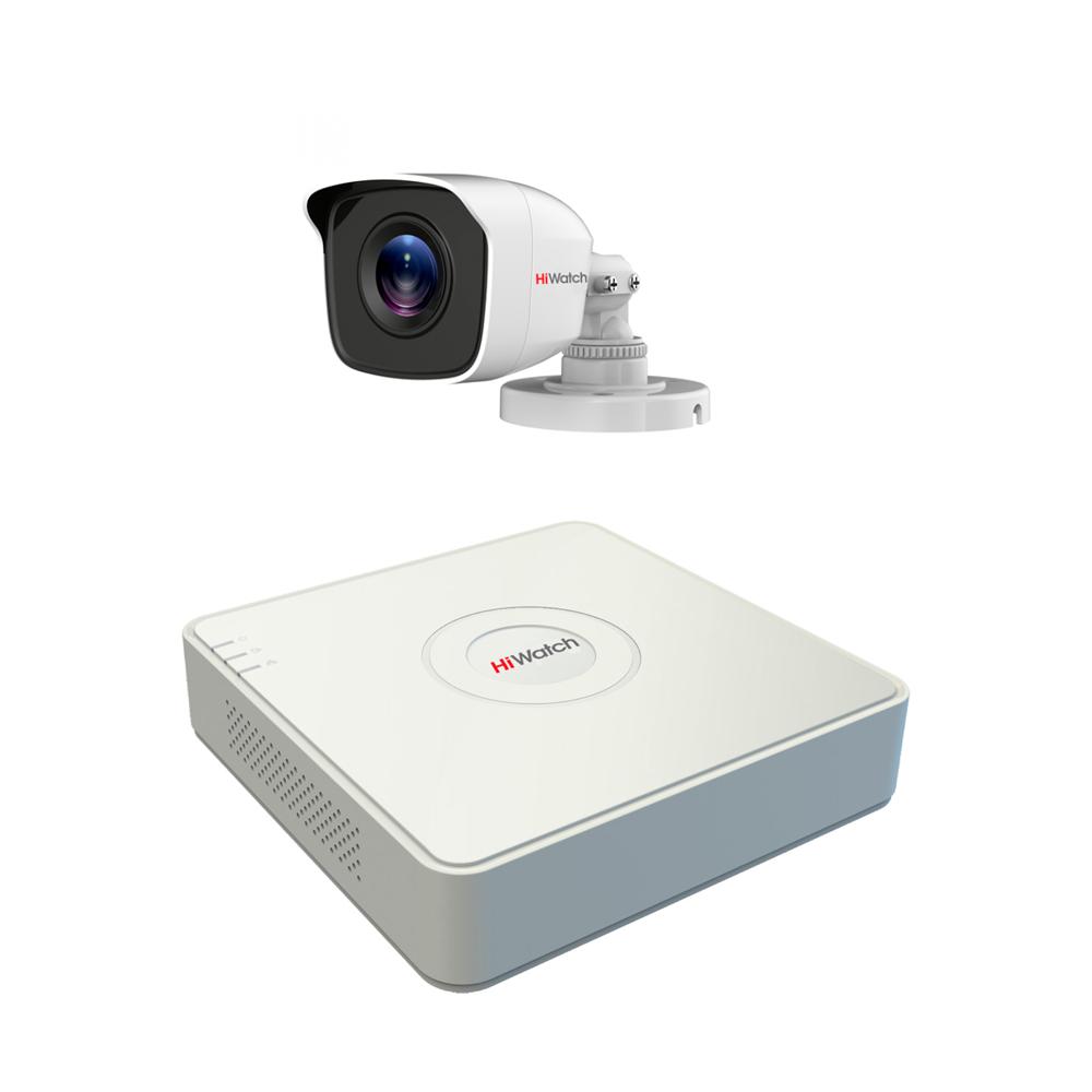 Комплект видеонаблюдения Спектр-1-3