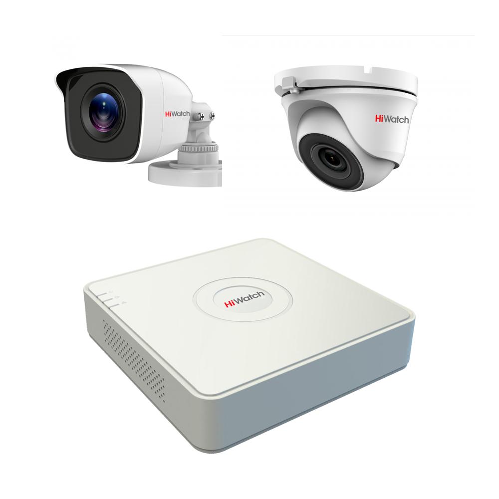 Комплект видеонаблюдения Спектр-2-1