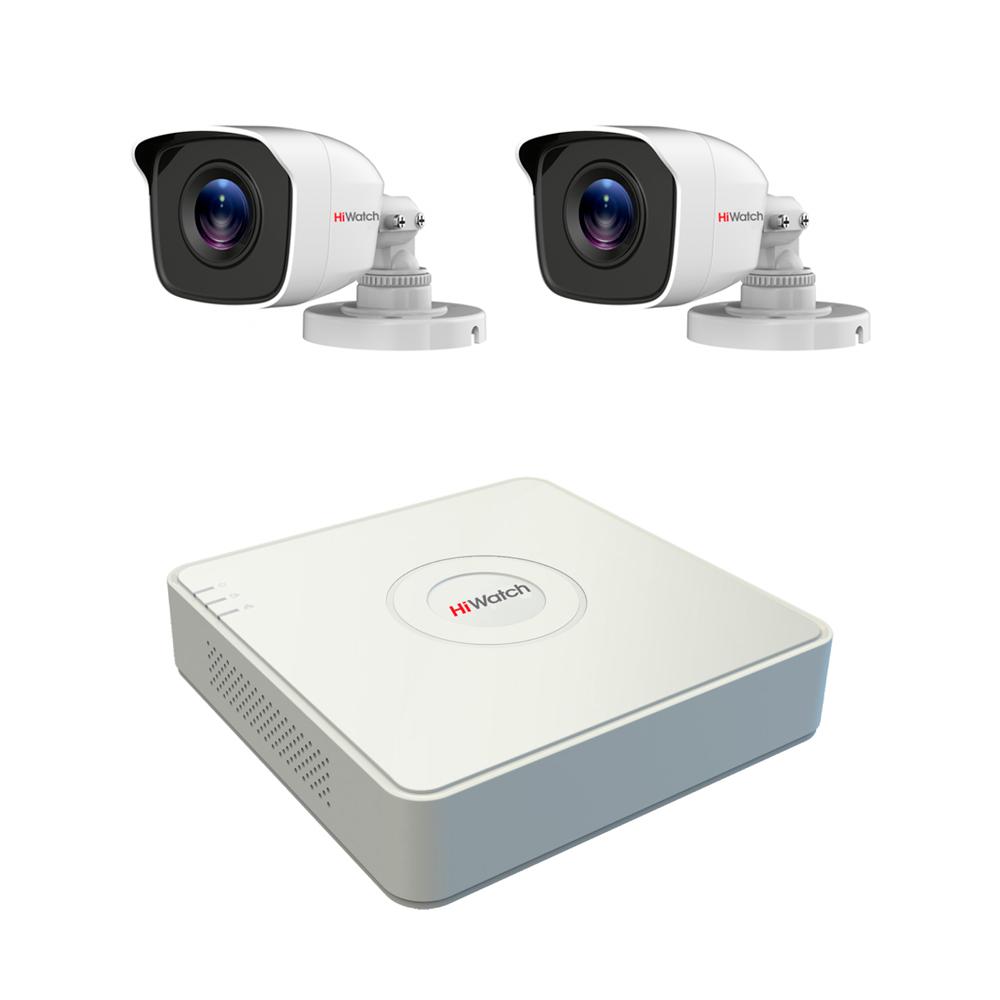 Комплект видеонаблюдения Спектр-2-4