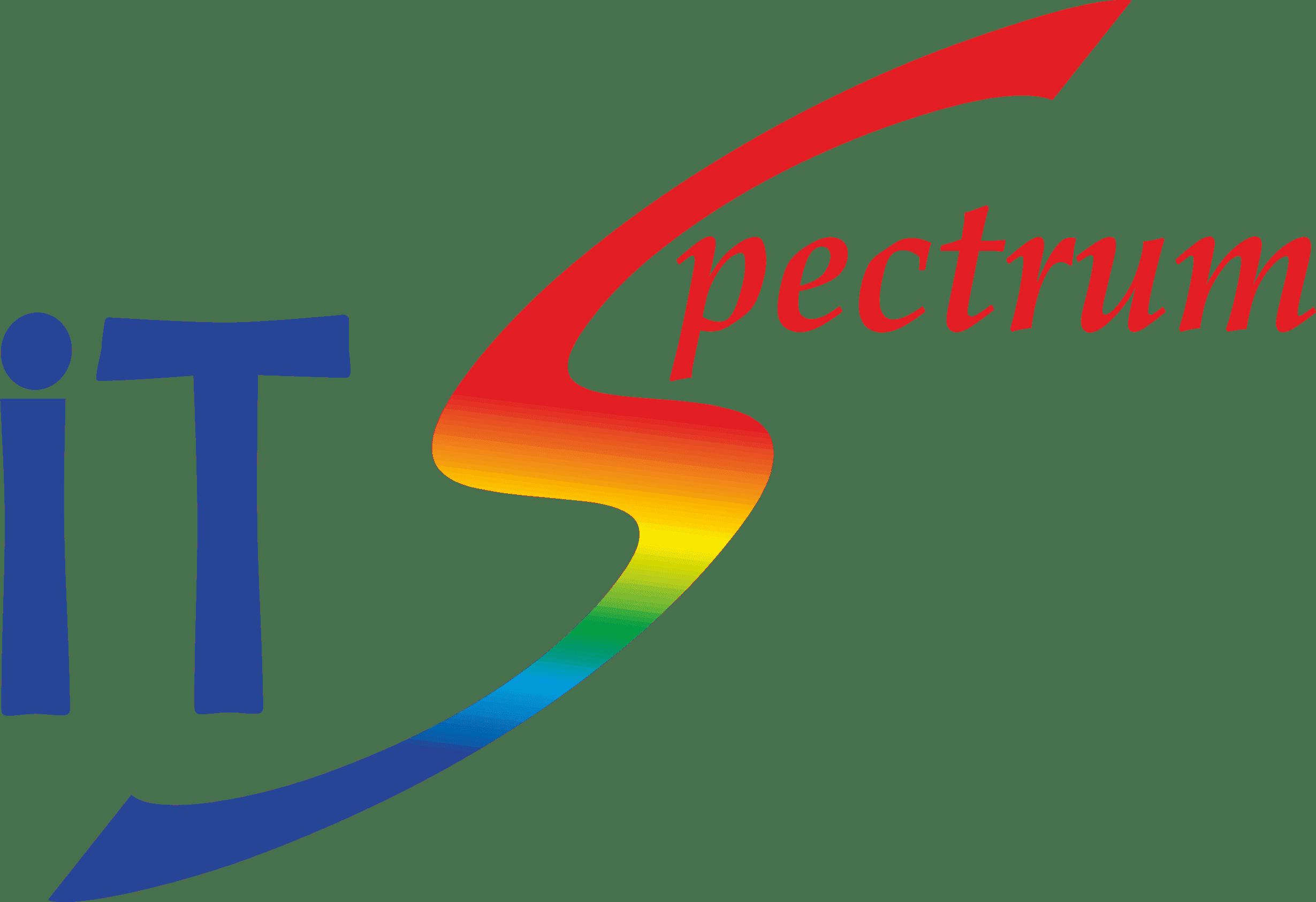 Логотип Спектр ай ти